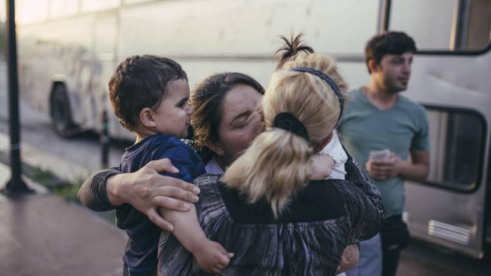 Британские парламентарии поддержали закон о воссоединении семей беженцев