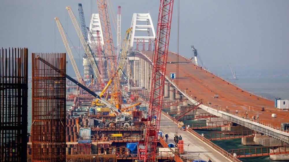 Избирательный участок для строителей Крымского моста открылся на Кубани