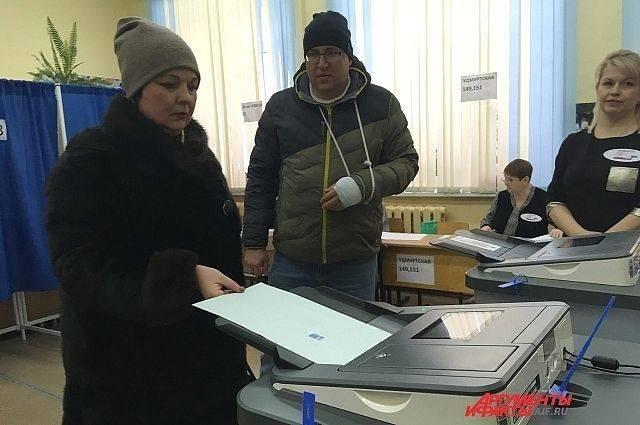 Сколько россиян уже проголосовало на выборах?