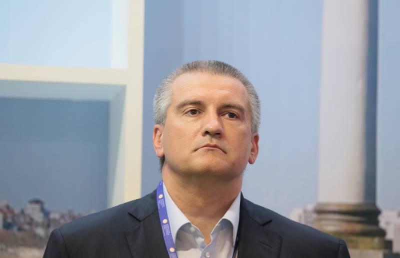 Аксенов сравнил выборы президента РФ с референдумом 2014 года