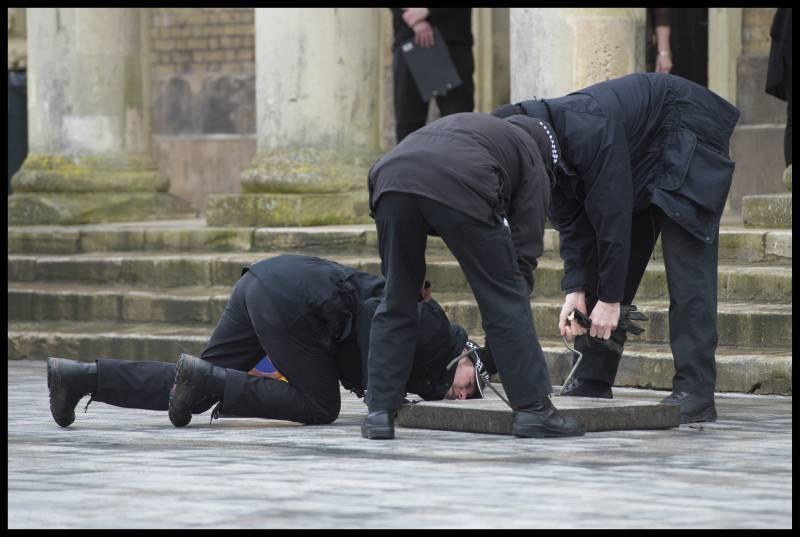 Лондон заявил о готовности допустить Россию к расследованию «дела Скрипаля»