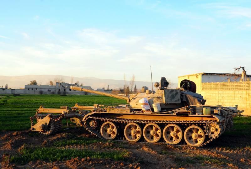 Сирийское командование отклонило вариант вывода боевиков из-под Дамаска в Идлиб