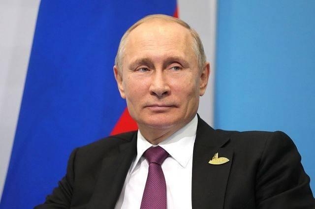 Путин назвал безобразием ситуацию с голосованием россиян на Украине