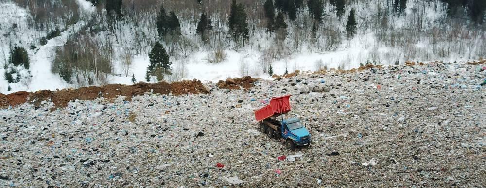 Дмитрий Артамонов:Проблема, закопанная в землю. О мусорном коллапсе в Подмосковье