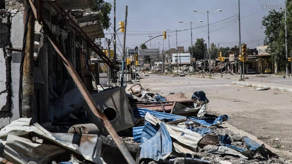 Ирак: боевики ИГ устроили очередную резню в Мосуле