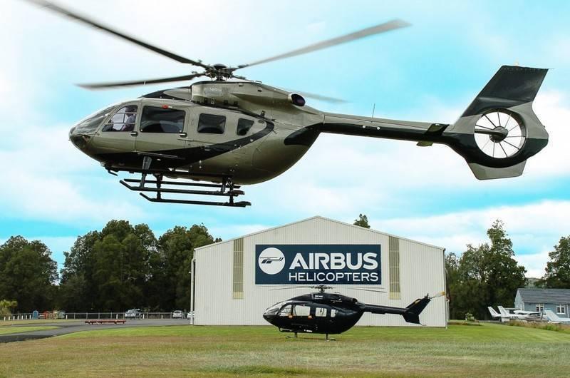 Украина закупит французские вертолеты вместо производства собственных