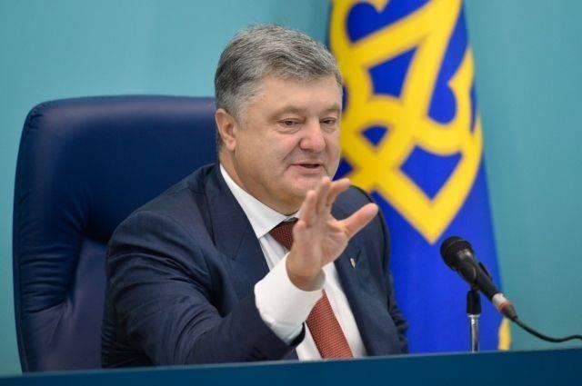 Порошенко заявил, что «разоблачение» Саакашвили и Савченко войдет в историю