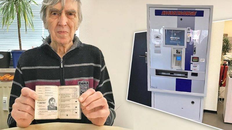 Трудности с банкоматом стали причиной лишения водительских прав