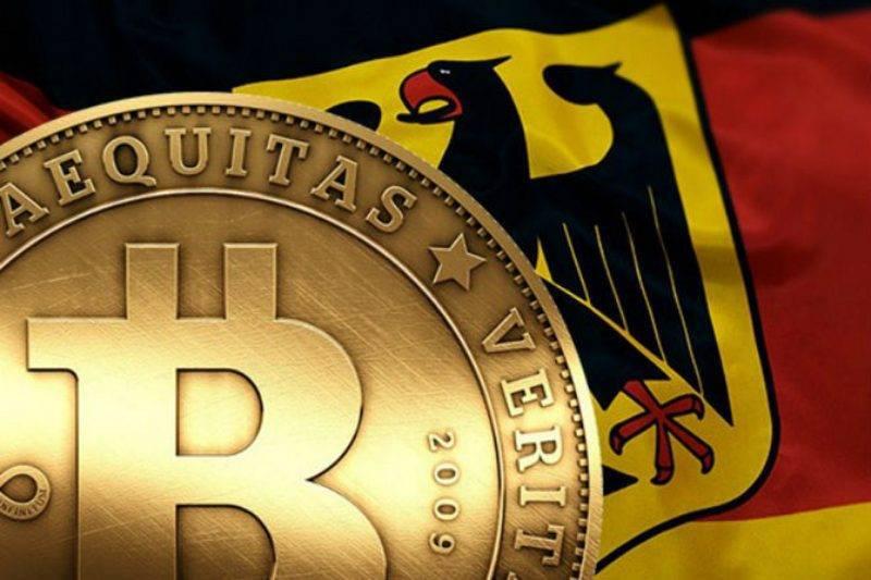 Покупка за Bitcoin облагается налогом в США, но не в Германии