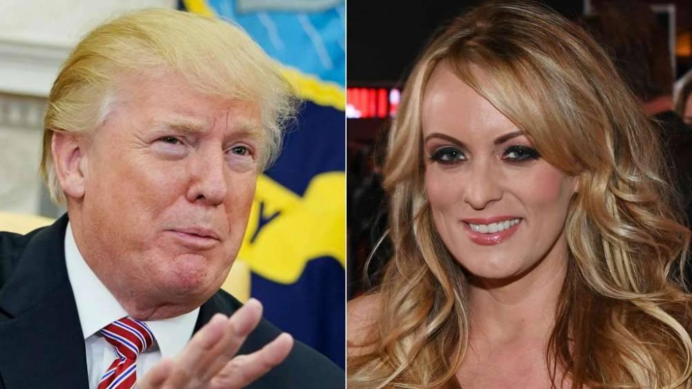 Американская порнозвезда подала иск против Дональда Трампа