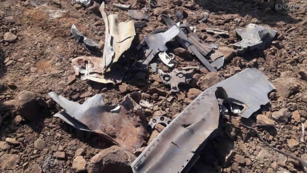 Военкор в Сирии объяснил «диванным экспертам», где искать обломки сбитых американских ракет