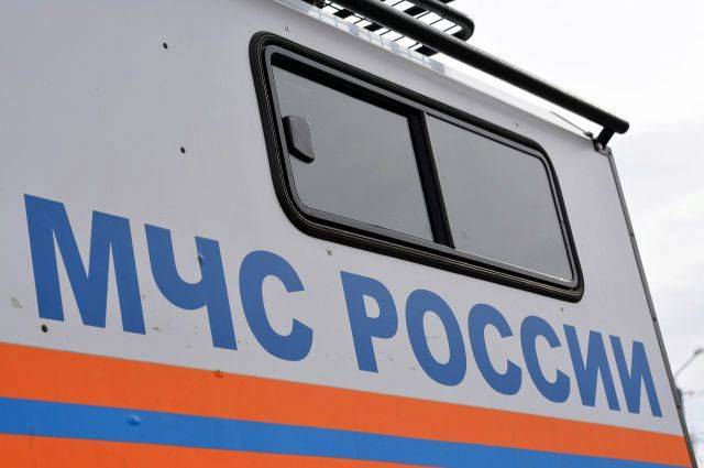 Обвал потолка произошел в торговом центре Калининграда