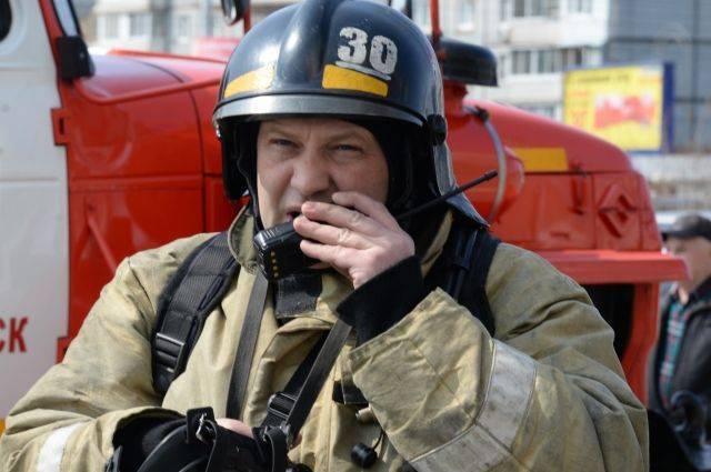 Частичное обрушение здания произошло в центре Москвы