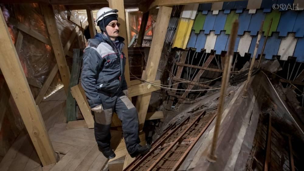 Реставрацию в центре Петербурга заморозят на время проведения ЧМ-2018