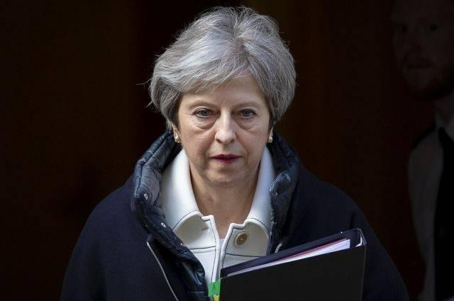 Мэй: Британия нанесла удары по Сирии, исходя из своих интересов