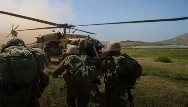 Израильские войска приведены в состояние повышенной боеготовности
