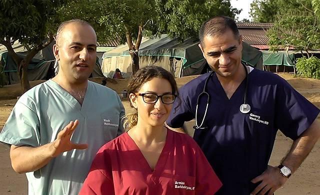 Безумство храбрых: зачем три врача поехали в эпицентр суданской войны