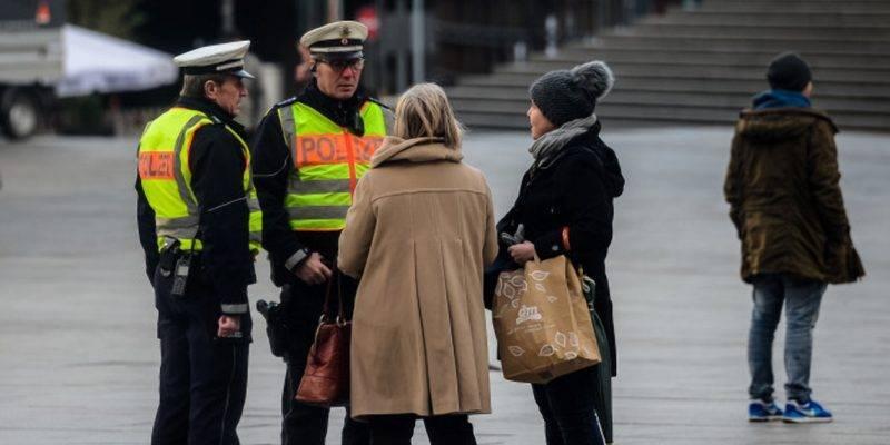 Страх среди женщин растет: немцы не чувствуют себя в безопасности