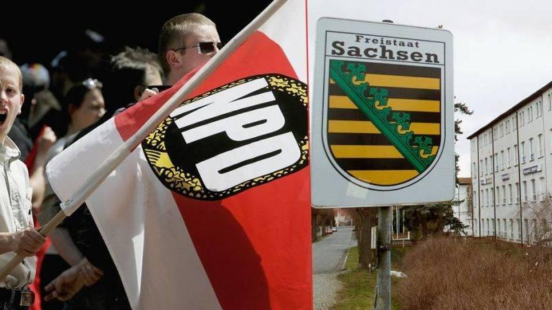 129 лет со дня рождения Гитлера: сотни неонацистов соберутся в саксонском городке