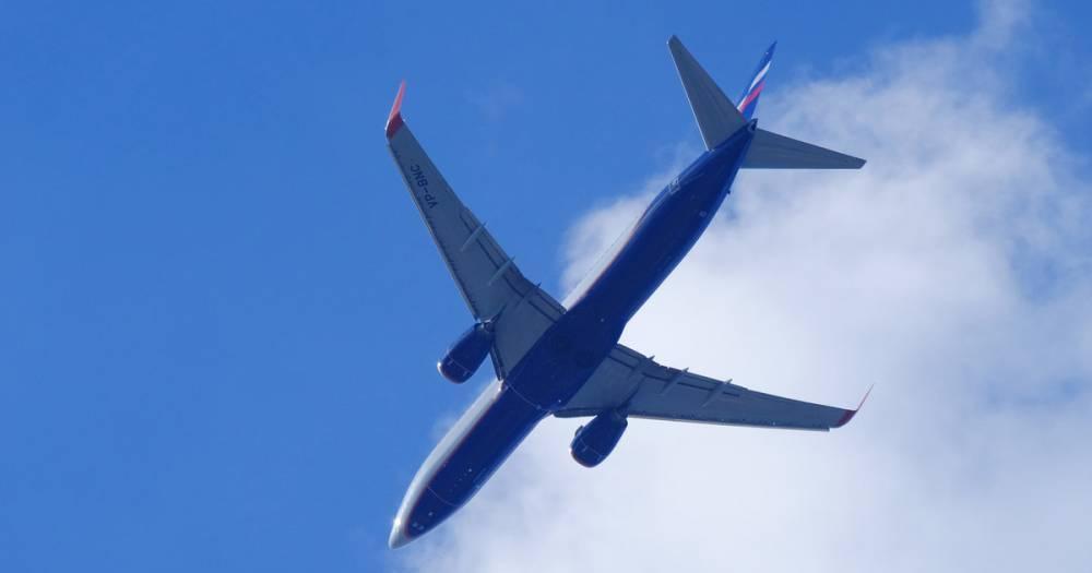 Названа причина возможного прекращения авиасообщения между Россией и США