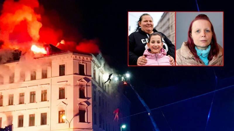 Жильцы сгоревшего дома в Лейпциге рассказали, как им удалось спастись