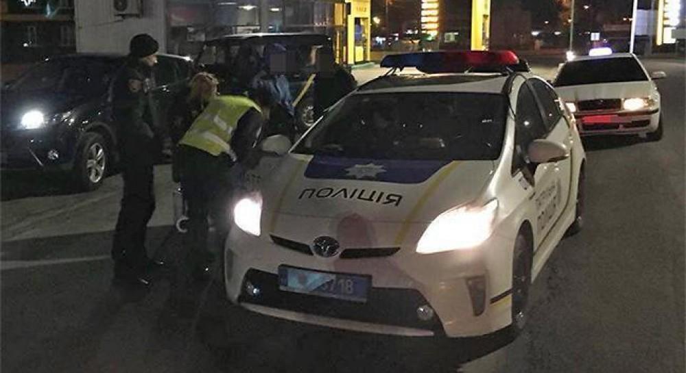 В Одессе водитель насмерть сбил женщину и пытался скрыться
