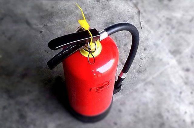 Только 32% россиян держат дома средства пожаротушения – опрос