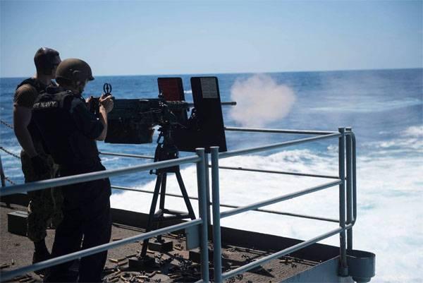 АУГ во главе с «Harry Truman» в Средиземном море. Сирии ждать новых ударов?