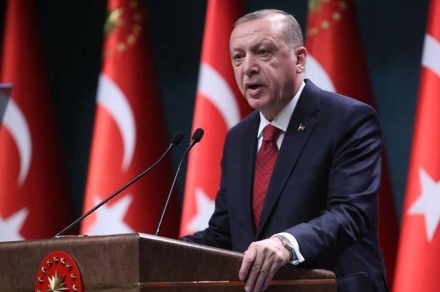 Глава Турции заявил об угрозе со стороны США