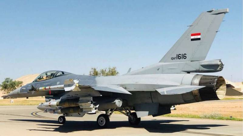 В Ираке рассказали о результатах удара ВВС страны по территории Сирии