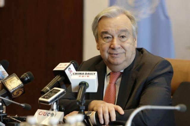 Генсек ООН признал структурные проблемы в Совете Безопасности