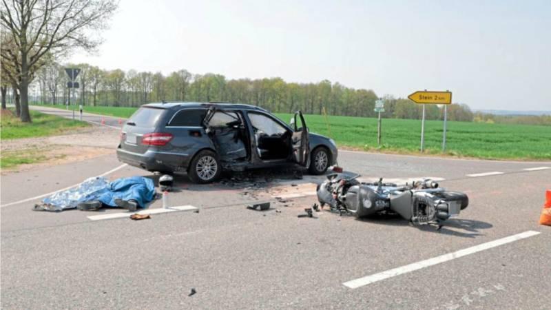 Кровавые выходные на немецких дорогах: десятки погибших и раненых