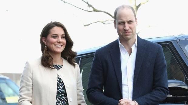 Пополнение в королевской семье: у Кэйт Мидлтон родился сын