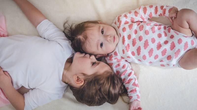 Какая оптимальная разница в возрасте между братьями и сестрами?