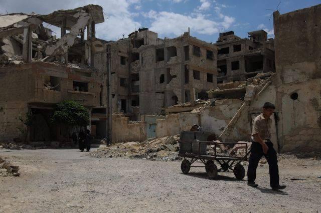 В Сирии более тысячи беженцев за сутки вернулись в свои дома