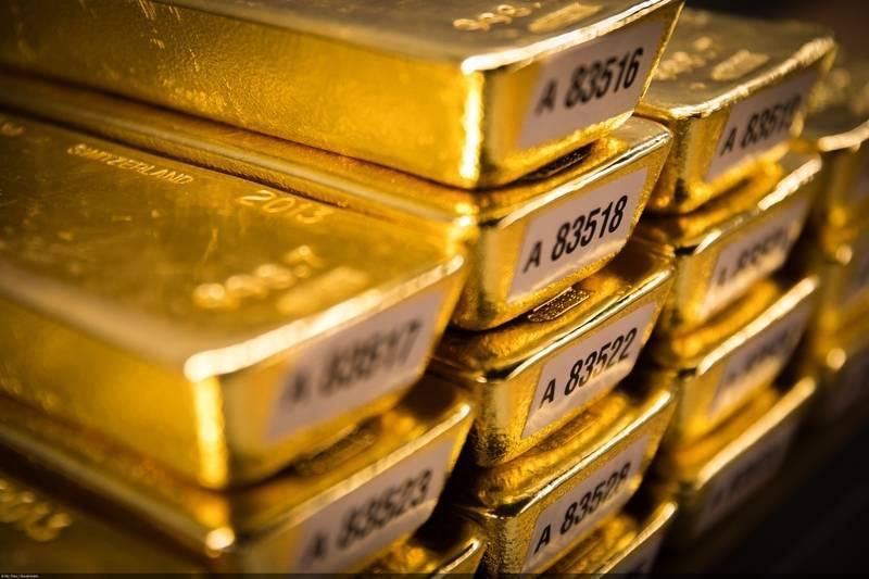 Бундесбанк вернул золотой запас Германии на родину