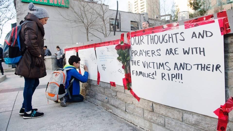 Наезд на пешеходов в Торонто рассматривают как теракт
