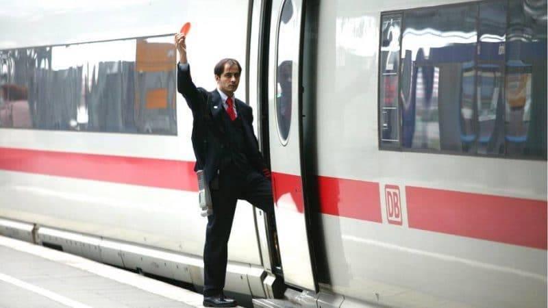 Сколько зарабатывает проводник поезда в Германии?