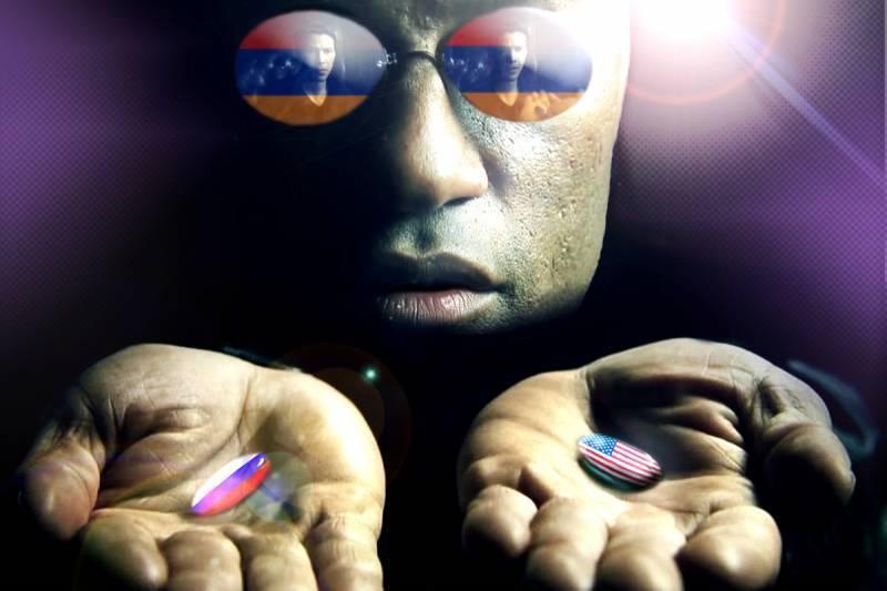 Вопрос армянский, но виновата Россия