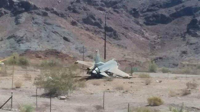 Инцидент с F-16  в штате Аризона