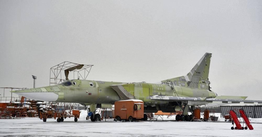 Новый российский бомбардировщик может подняться в воздух летом 2018 года