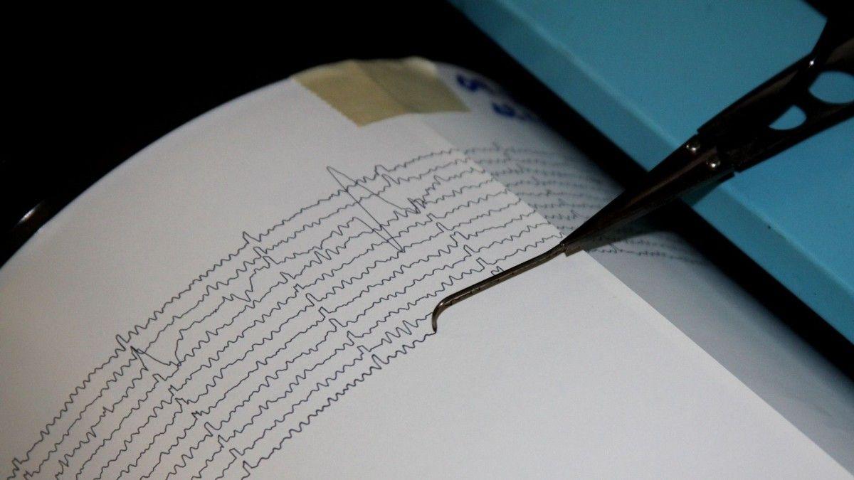В Японии произошло землетрясение магнитудой 5,3