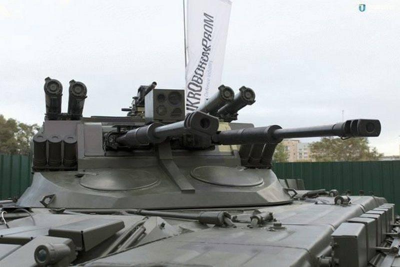 """Постреляли из """"Дуплета"""". """"Укроборонпром"""" продемонстрировал новый боевой модуль"""