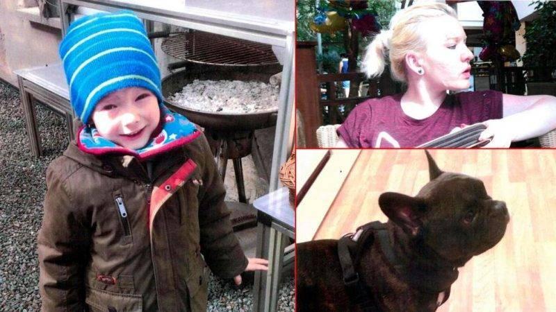 В Тюрингии мистически исчезла мать с ребенком и собака