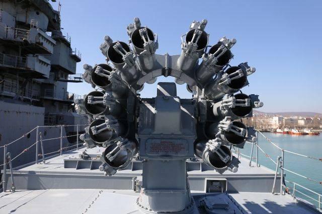 В Средиземноморье разместят корабли с ракетами «Калибр»