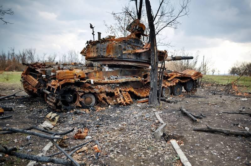 Новый скандал на Украине: вещи погибших солдат обнаружены в скотомогильнике