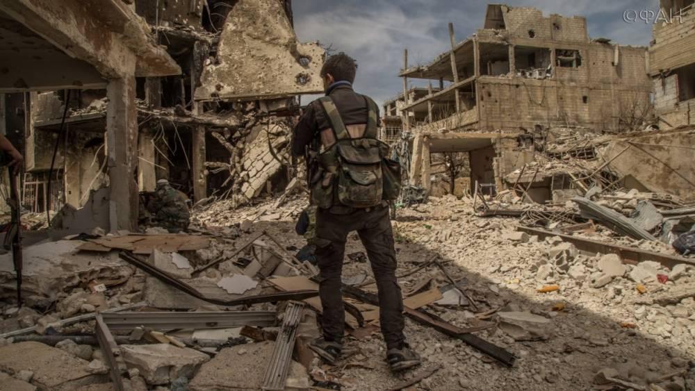 Сирия: САА уничтожила трех полевых командиров «Джебхат ан-Нусры» в Хаме