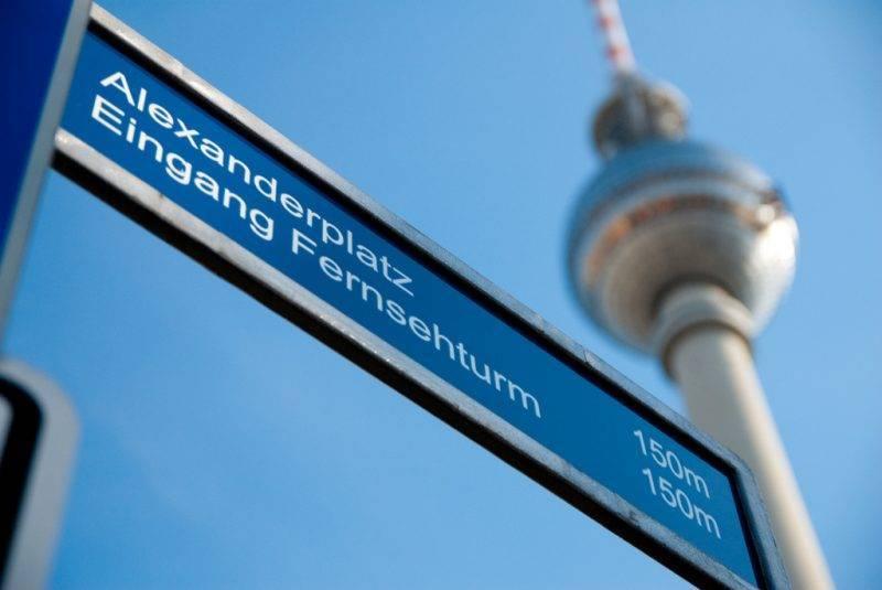 Самые опасные районы Берлина