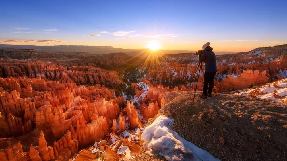 Топ-12 лучших национальных парков США