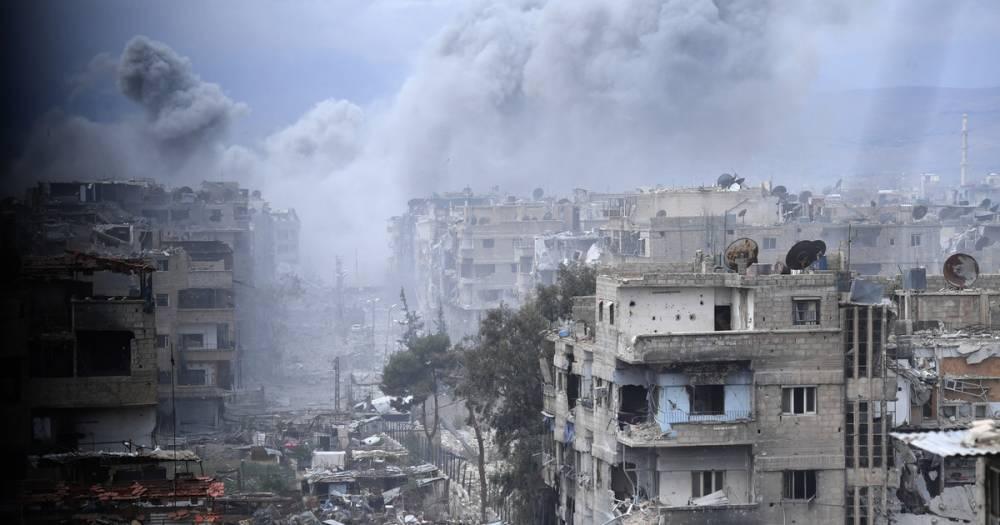 Трамп считает, что выходом из иранской сделки он помогает Сирии